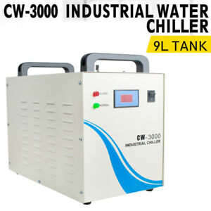 New Industrial Water Chiller Cw 3000 For Cnc Laser Engraver Engraving Machine