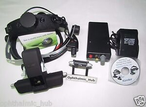Keeler Vantage Led Binocular Indirect Ophthalmoscope Rechargeable Free Shipping
