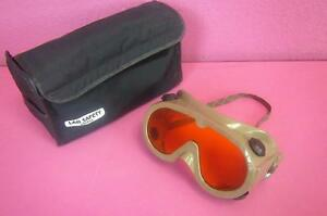 Sellstrom Safety Goggles Protective Glasses Argon Laser Od 5 488 514 5nm