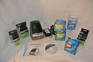 Dymo Labelwriter 400 Label Thermal Printer 93089 Usb Plus Full Package Deal