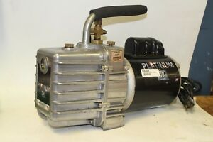 Jb Platinum Series Vacuum Pump 2 Stage Direct Drive Dv 200n 7 Cfm 1 2hp