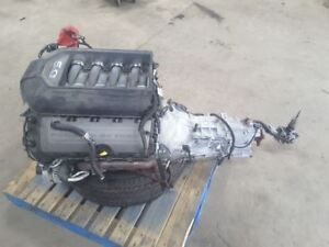 5 0l Coyote Engine Motor Complete Drop Out 6 Speed Manual Mustang Gt