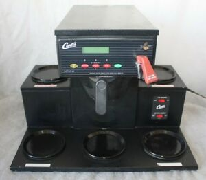 Curtis Commercial Coffee Brewer Alp5gt10b015 Black