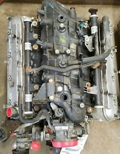 2002 Silverado 2500 6 0 Engine Motor Assembly 166 000 Miles Lq4 No Core Charge