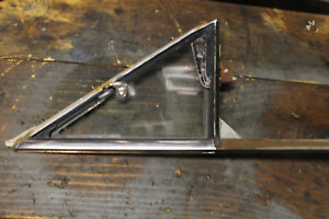 63 Plymouth Valiant Right Vent Window Assembly Dart Barracuda