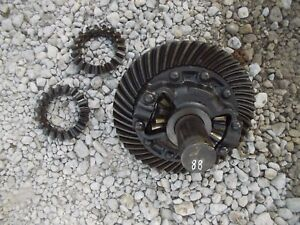 Oliver 88 Rowcrop Tractor Main Transmission Pinion Drive Ring Gear