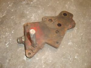 International Ih Farmall 656 Tractor Hydraulic Block