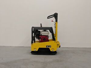 Hoc C3020 Honda Gx160 Hydraulic Handle Reversible Plate Compactor Warranty