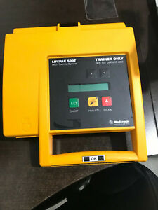 Lifepak 500 Aed Trainer Aed Trainer Unit And Case Only Pn 500t