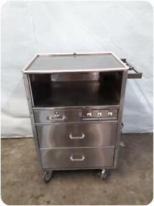 Bfe 2119 501 Stainless Steel Rolling Cart 211381