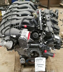 2016 Jeep Grand Cherokee 3 6 Engine Motor Assembly 39 924 Miles No Core Charge