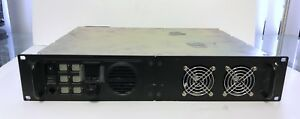Vertex Standard Vxr 9000u H Uhf Analog Repeater High Power 75 Watts Tx Output