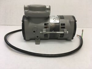Thomas 1 20 Hp Diaphragm Compressor vacuum Pump 5z346 107cab18