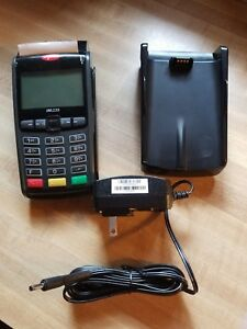 Ingenico Iwl220 emv Wireless Bluetooth Credit Card Terminal Base Tsysbaseline