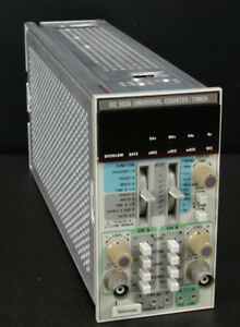 Tektronix Dc503a Universal Counter timer Plug in Module For Tm500 Series