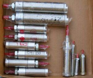 Lot 12 Mixed Bimba New Sealed 091 db Others Pneumatic Air Cylinders Jt