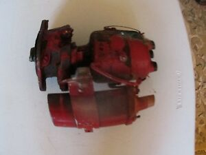 Farmall Cub Tractor Ih Distributor Assembly w coil
