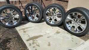 20 Wheels And Tires