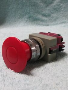 Military Generator Mep 804a Emergncy Stop Switch 5930 01 499 3684 Or 96 23737