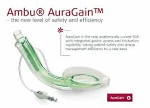 Ambu Auragain Disposable Laryngeal Mask Free Shipping