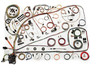 New 1966 67 Fairlane Wiring Harness Upgrade Kit 500 Comet Cyclone Caliente Ford