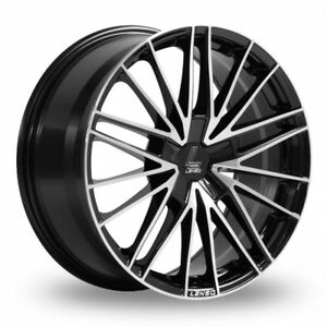 18 B Lenso Esd Alloy Wheels Fits Land Rover Freelander Discovery Sport Evoque