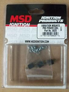 New Msd Vibration Mounts For Pro Power Coil 8825