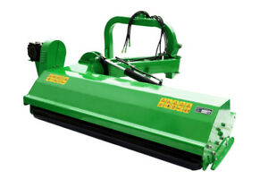 63 Heavy Duty Ditch Flail Mower Emhd 160 From Victory Tractor Implements