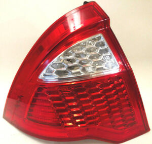 2010 2012 Ford Fusion Tail Light Driver Left Side