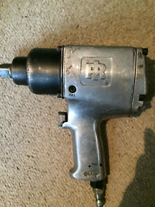 Ingersoll Rand Ir 255a 3 4 Inch Air Pneumatic Impact Wrench