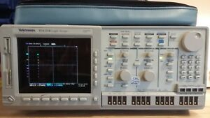 Tektronix Tls216 Logic Scope With Pouch Leads Manual