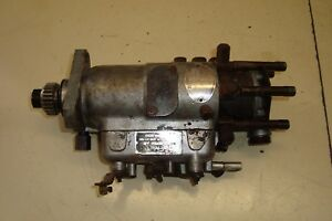 1972 Massey Ferguson 1130 Tractor Cav Injection Pump
