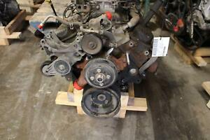1996 2002 Chevrolet Chevy Tahoe 5 7l 8 350 Vin R 8th Digit Engine Motor 199k