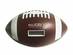 Automatic Digital Coin Counting Football Savings Piggy Bank Counter Change Gift
