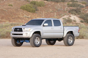 Suspension Lift Kit Fabtech K7020dl Fits 05 14 Toyota Tacoma