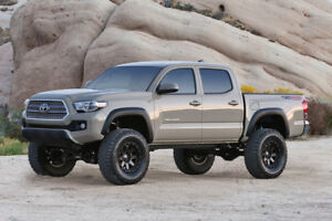 Suspension Lift Kit Fabtech K7049dl Fits 16 17 Toyota Tacoma