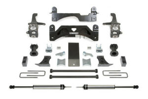 Suspension Lift Kit Fabtech K7054dl Fits 16 17 Toyota Tundra