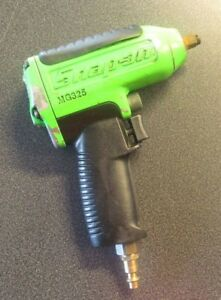 Snap On Mg325 3 8 Drive Air Impact Wrench Green Works Great
