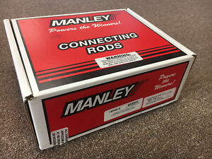 Manley 14044r 8 Ford 4 6l Modular H Beam Connecting Rods