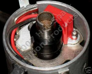 Electronic Ignition Conversion Kit Replaces Points In 4 cylinder Opel Gt