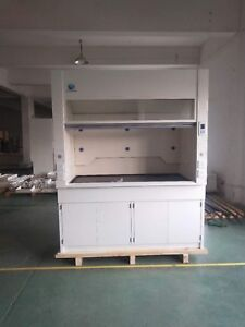 Chemical Fume Hood 6 With Acid Resistant Base Bench Centrifugal Blower