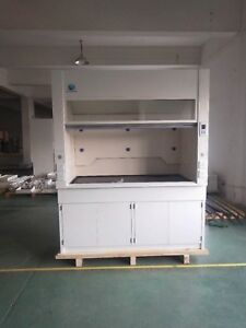 Chemical Fume Hood 6 With Acid Resistant Base Bench Brand New Boxed