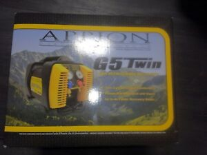 Appion G5twin Refrigerant Recovery Machine Brand New In Box Factory Sealed