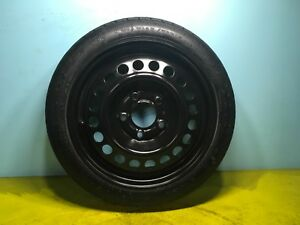 Compact Spare Tire 15 Inch Fits 2010 2011 2012 2013 2014 2015 Honda Civic