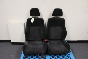Jdm 1997 2001 Honda Prelude Front Seats Type S H22a Oem Bb6