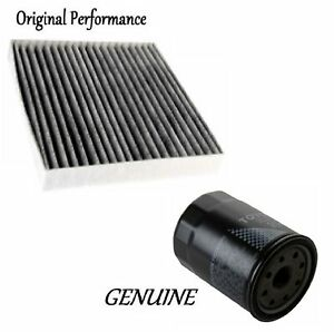 Tune Up Kit Cabin Air Oil Filters Fit Toyota Corolla Xrs 2 4l 2008 2010