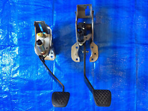 2005 Acura Tsx Brake Pedal Only Manual Transmission
