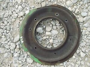 1947 John Deere A Tractor Jd Cover Panel Behind Clutch