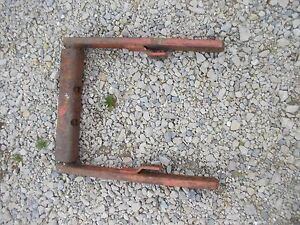 Allis Chalmers Wd Wd45 45 Tractor Nice Ac Snap Coupler Drawbar Draw Bar Support