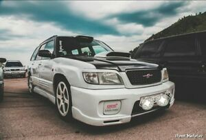 Hood Scoop Chargespeed Subaru Forester Sf 1998 2001